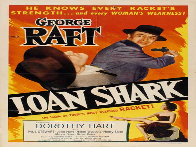 Loan Shark 1952 Youtube